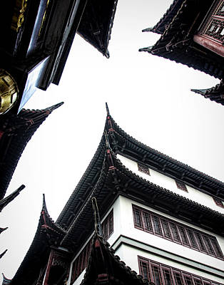 Photograph - Wuhan Architecture by Ray Kent