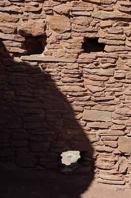 Photograph - Wupatki Ruins No. 2 by David Gordon