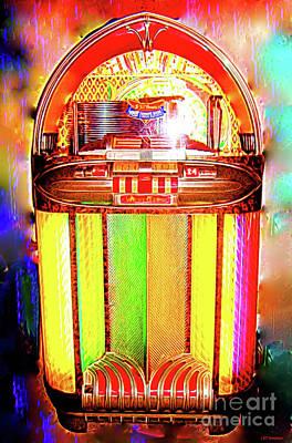 Wurlitzer Jukebox Original