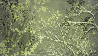 Digital Art - Wuthering Heights by Nancy Lorene