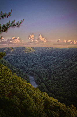 Photograph - Wv Sky by Daniel Houghton