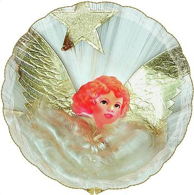 Photograph - Wwii Angel Tree Topper by Ellen O'Reilly