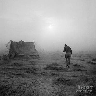 Photograph - Wwii, Northern Africa, 1942. by Granger