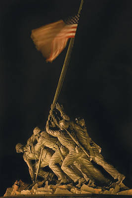 Photograph - Iwo Jima Remembrance by Jill Love