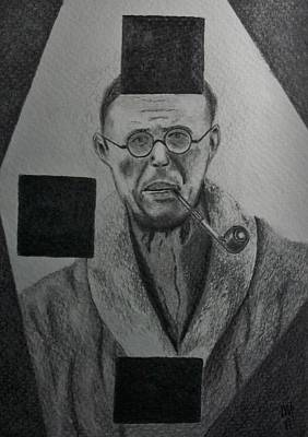 Literature Drawing - Wwjpsd? by Nick Young