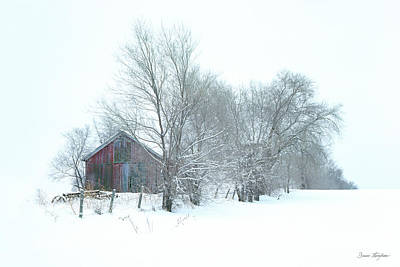 Wyeth Winter Art Print