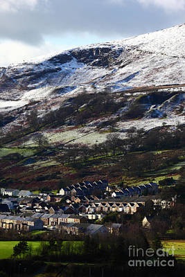 Wyndham Ogmore Valley South Wales Art Print