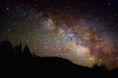 Wyoming Summer Night Sky Original