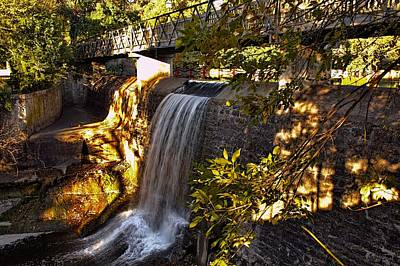 Photograph - Fall In Turtle Creek by Diana Mary Sharpton
