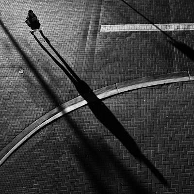 Vancouver Photograph - X by Jianwei Yang