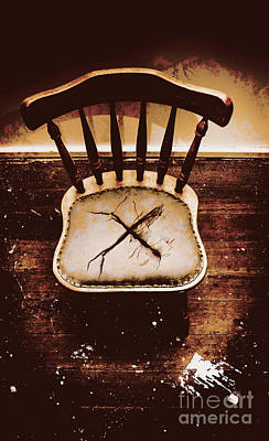 Abandoned Homes Photograph - X Marks The Spot by Jorgo Photography - Wall Art Gallery