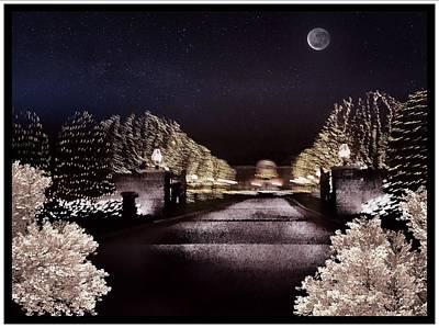 Photograph - X-mas Lights by Marco Prado