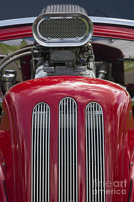 Photograph - Hot Rods 2 by Wendy Wilton