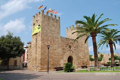 Travel - Xara Gate at Alcudia in Majorca by David Fowler