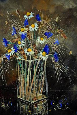 Water Droplets Sharon Johnstone - Xavs bunch  by Pol Ledent