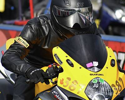 Photograph - Xda Drag Racing 38 by Jack Norton