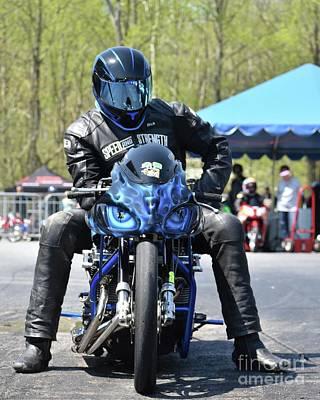 Photograph - Xda Drag Racing 40 by Jack Norton