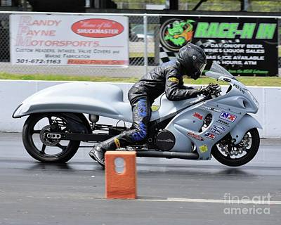 Photograph - Xda Drag Racing 44 by Jack Norton