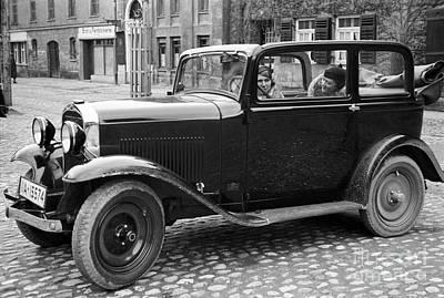 Photograph - Opel 1,2-liter by Oleg Konin