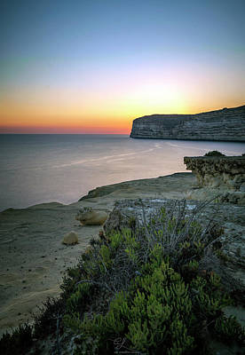 Photograph - Xlendi by Adel Ferrito