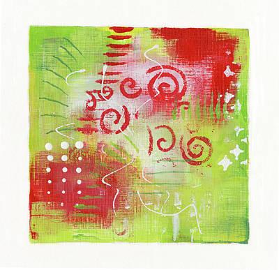 Painting - Xmas #2 by Suzzanna Frank