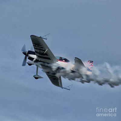 Aircraft Photograph - Xtreme Air by Nichola Denny