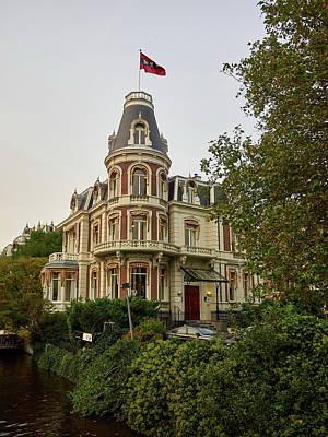 Photograph - Xxx Amsterdam by Jouko Lehto