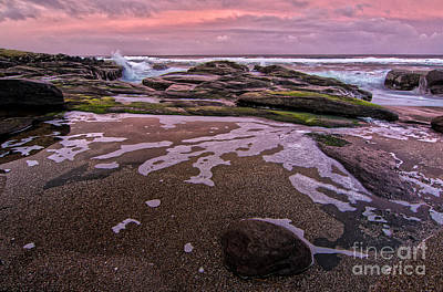 Photograph - Yachats Oregon 2 by Sonya Lang