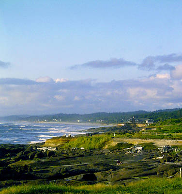 Photograph - Yachats Oregon Coast by Michele Avanti