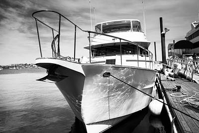 Photograph - Yacht Series 4924 by Carlos Diaz