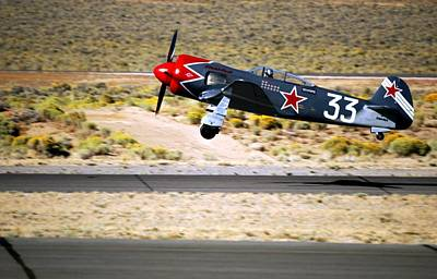 Photograph - Yak Takeoff by Michael Courtney