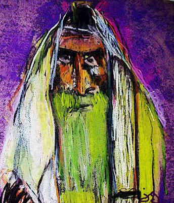 Yakov Art Print