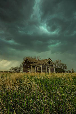 Photograph - Yale Rotation  by Aaron J Groen