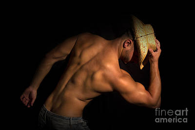 Athlete Photograph - Yam 6 by Mark Ashkenazi