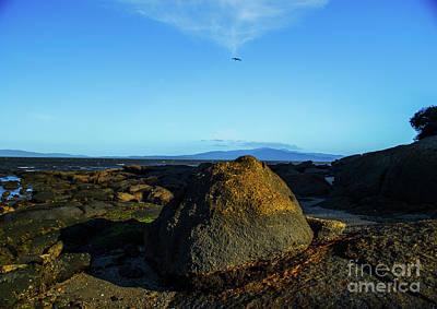 Photograph - Yanakie Rocks by Angela DeFrias