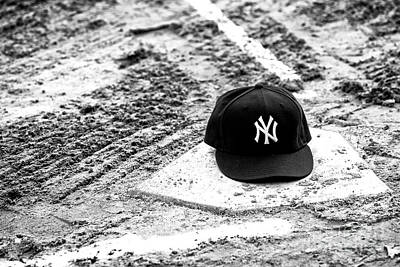 Baseball Photograph - Yankee Home by John Rizzuto