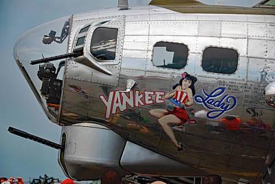 Photograph - Yankee Lady by John Schneider