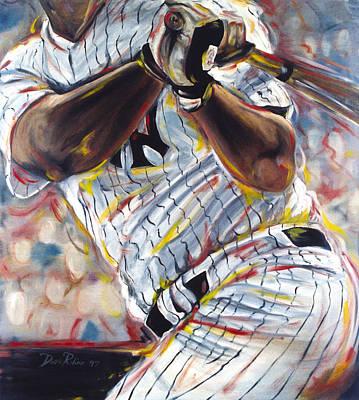 Yankee Art Print by Redlime Art