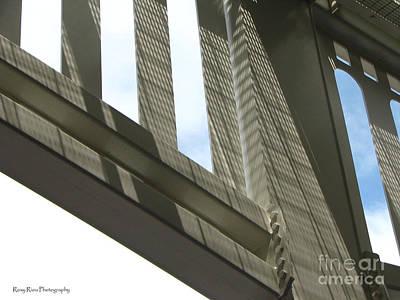 Roxy Photograph - Yankee Stadium Architecture by Roxy Riou