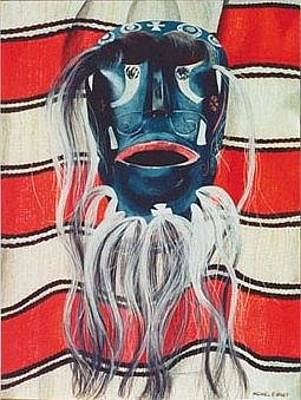 Painting - Yaqui Pascola by Michael Earney