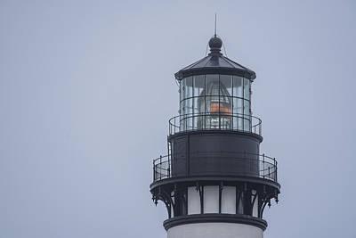 Photograph - Yaquina Head Lighthouse by Robert Potts