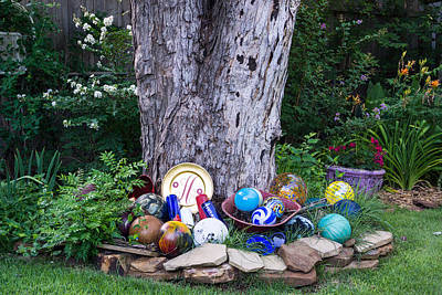 Photograph - Yard Art by James Gay