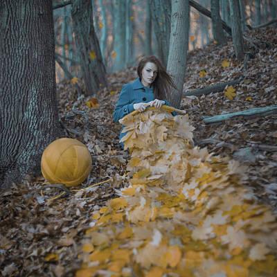Photograph - Yarn by Anya Anti