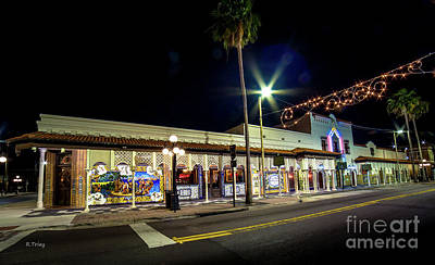 Photograph - Ybor City Columbia Restaurant by Rene Triay Photography