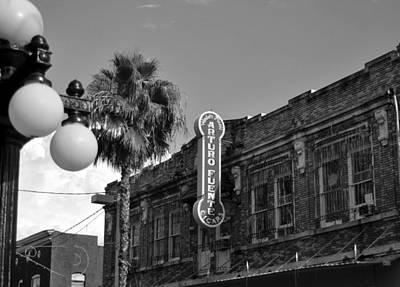 Photograph - Ybor City Florida Cigar Sign by David Lee Thompson