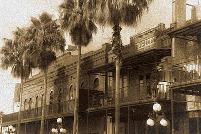 Ybor City Art Print by Patrick  Flynn
