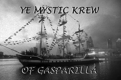 Photograph - Ye Mystic Krew by David Lee Thompson