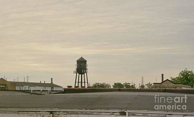 Photograph - Ye Olde Water Tower by Margie Avellino
