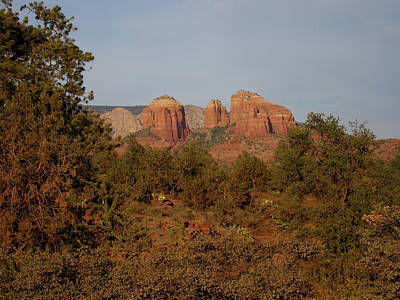 Photograph - Yearning Sedona by Brendon Bradley