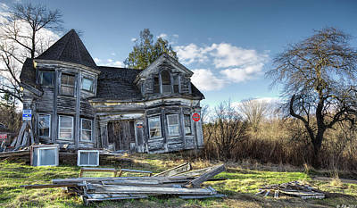 Photograph - Years Gone By by Richard Bean